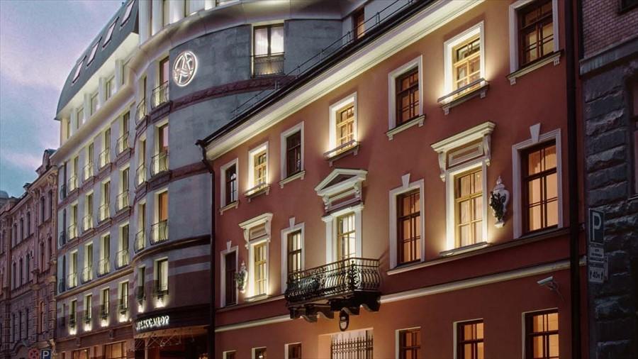 Отель Амбассадор