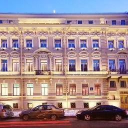 Отель Domina Prestige St. Petersburg