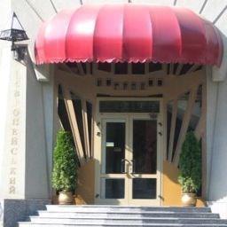 Отель Grand Hotel Europe